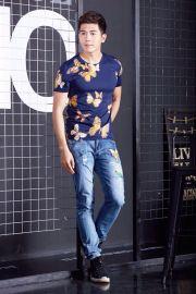 厂家直销奢侈品牌男装微商代理支持退换一件代发