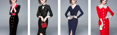 潮流女装微商代理一件代发,个性设计独显风范。