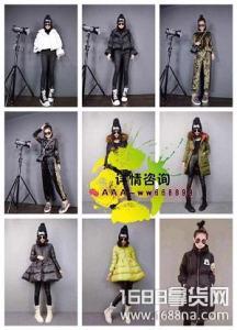 广州批发市场实拍新款女装一手货源,一件代发招加盟代理 批发市场 货源 实拍 广州 代发 男女服装  第1张